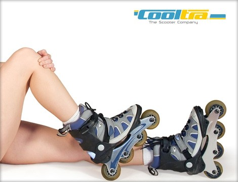 rollerblades rental in barcelona