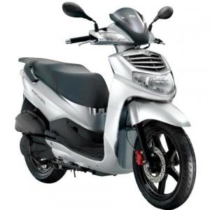 SYM HD 125cc EVO