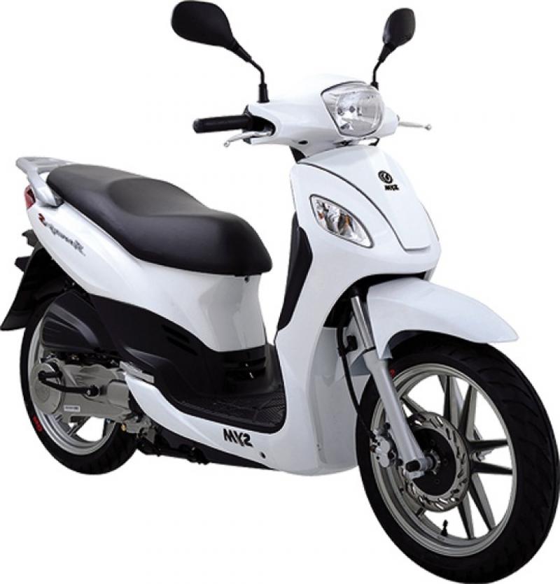 SYM SYMphony 125cc