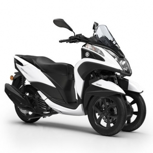 Yamaha Tricity 125cc or similar