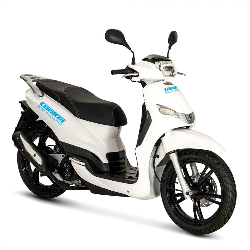 Peugeot Tweet 125cc or Similar