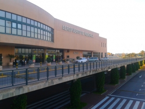 Menorca Airport - Cooltra delivery point