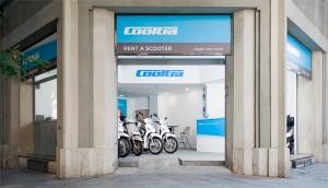 Barceloneta (Via Laietana) - Cooltra shop