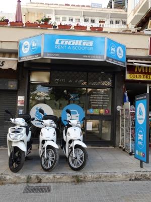 Palma Centro - Cooltra shop