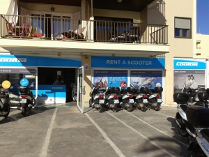 Mallorca - Cooltra shop