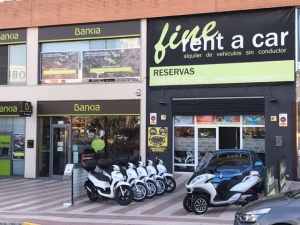 Fine Rent a Car Benidorm - Cooltra partner