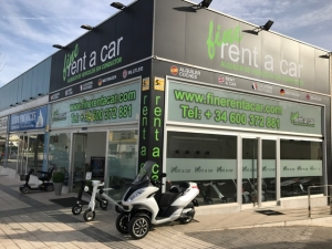 Fine Rent A Car Albir (Alfaz Del Pi)  - Cooltra Partner