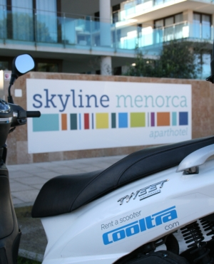 Ciutadella (Hotel Skyline) - Cooltra Shop