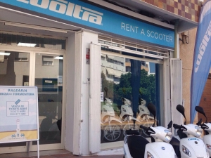 Santa Eulària - Cooltra delivery point