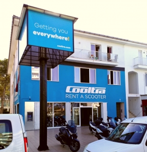 Mallorca (Playa de Muro) - Cooltra shop