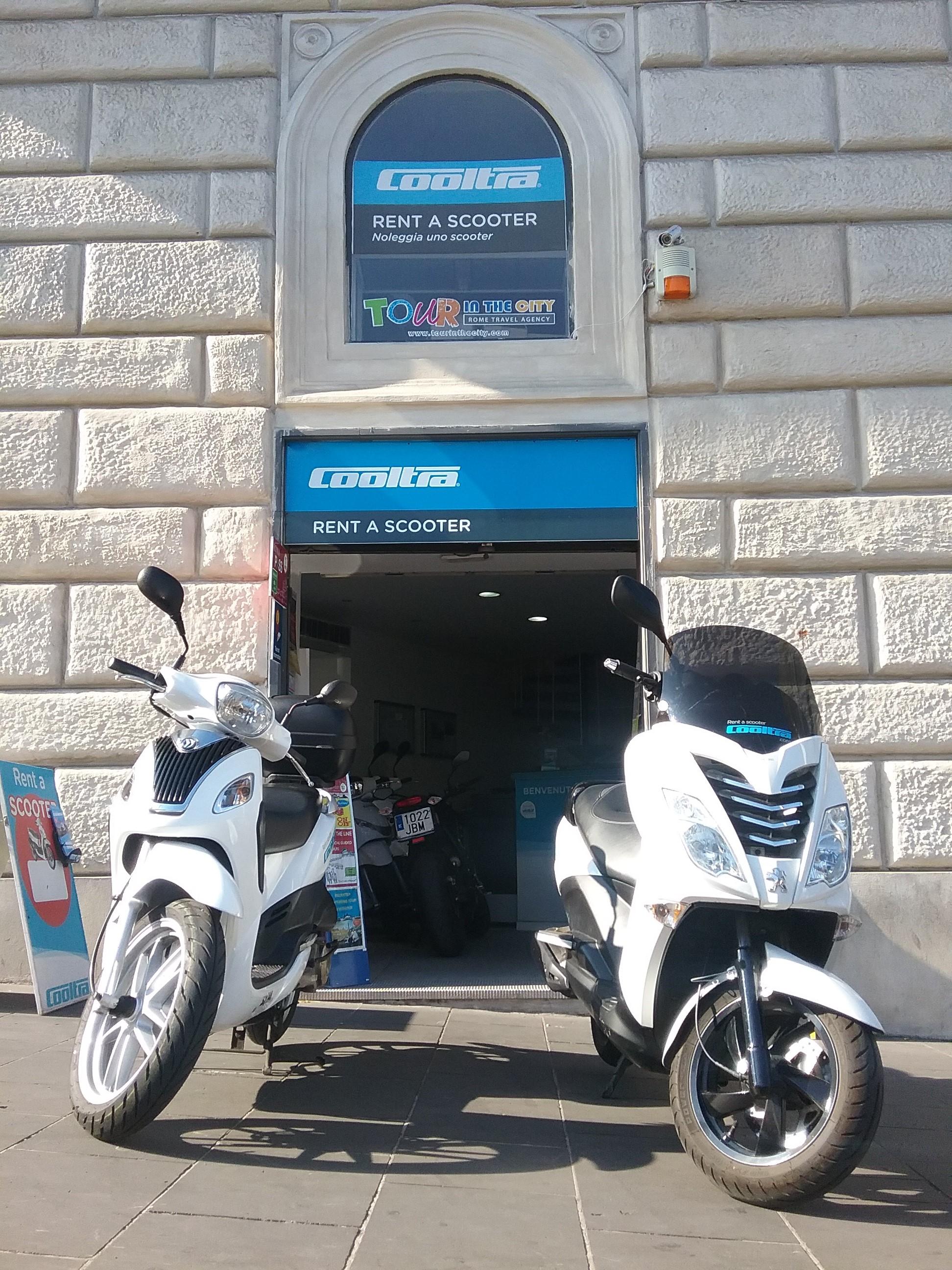 rome cooltra shop