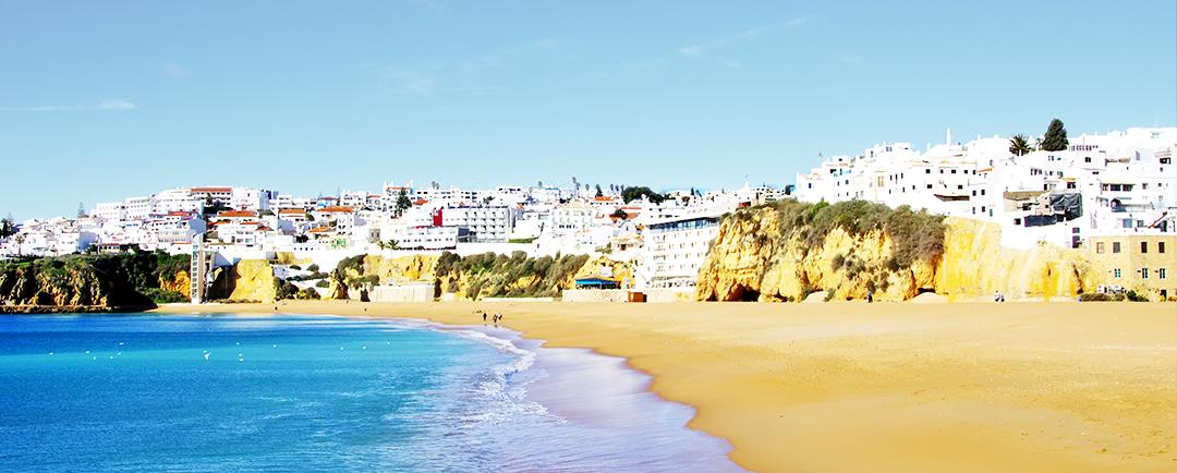 roller mieten Algarve