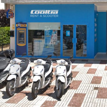 scooter rental platja d'aro costa brava