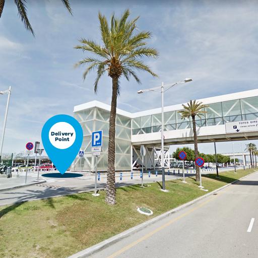 alquiler moto aeropuerto barcelona