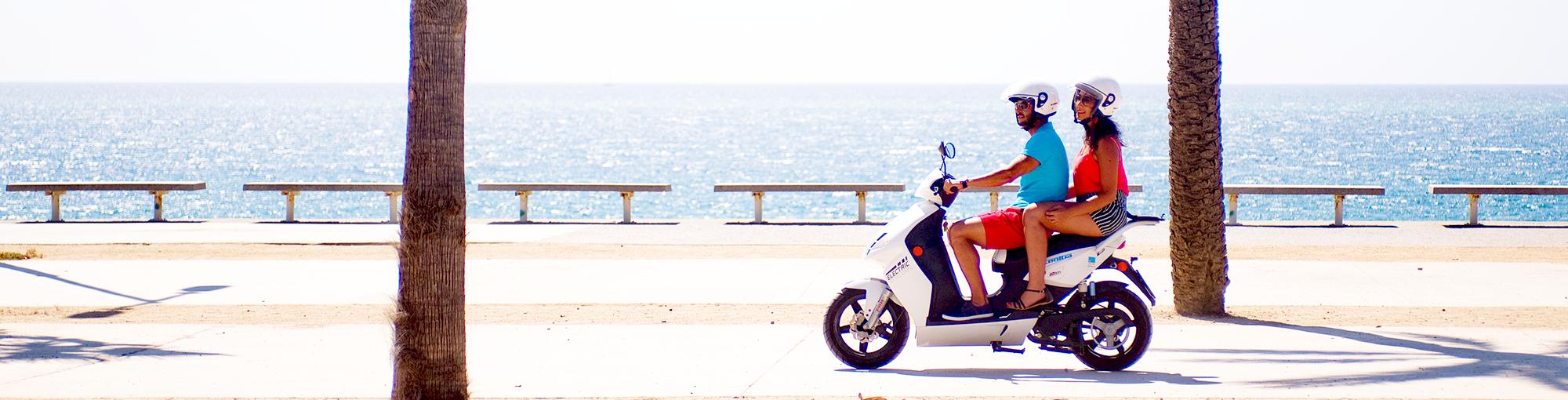 Cooltra Alquiler de motos