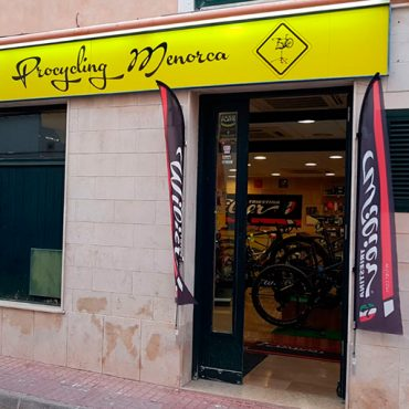 cooltra motos partner menorca procycling