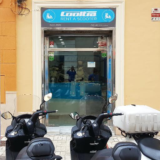 noleggio scooter malaga