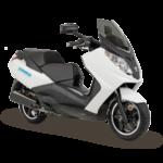Alquiler moto Peugeot Citystar