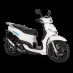 alquiler moto peugeot tweet