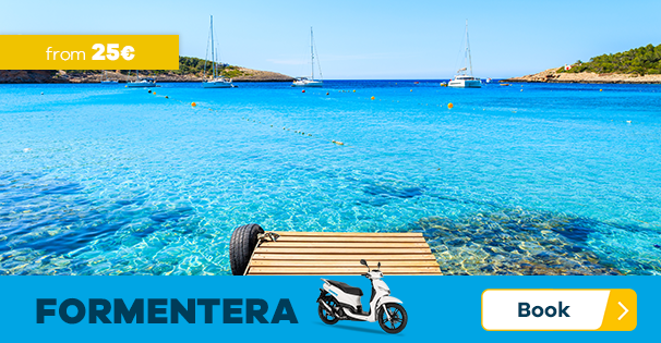 rent in balearic islands formentera