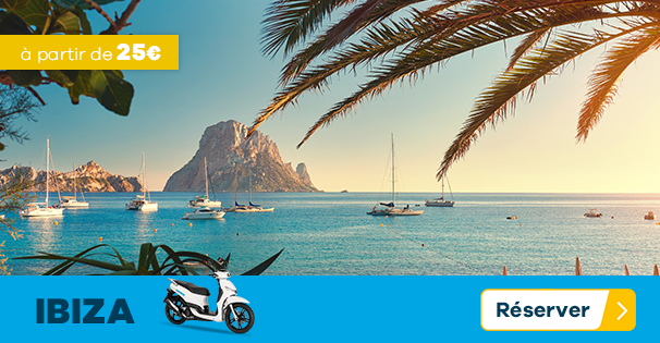 location scooters ibiza