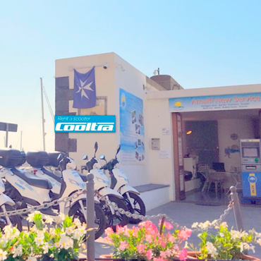 alquiler moto salerno amalfi