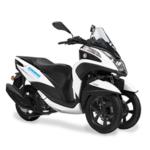 Alquilar moto Yamaha Tricity