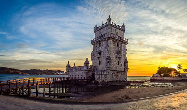Roller mieten in Lissabon