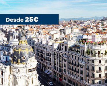 Aluguer de motas em Madrid