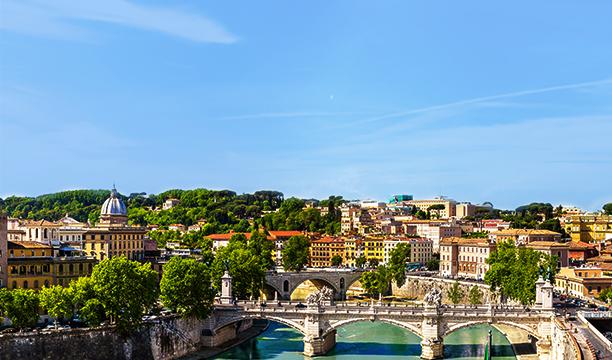 Roller mieten in Rom