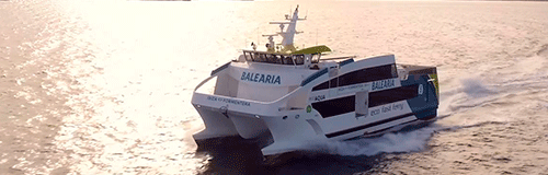 eco ferry baleares