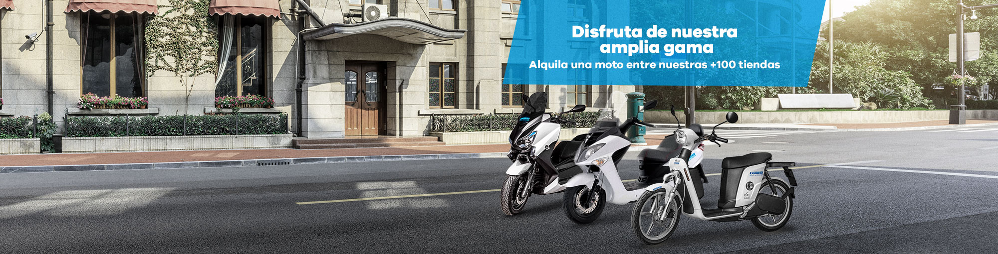alquiler de motos grandes