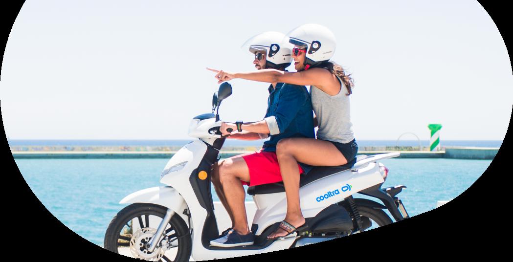 Alquila una moto por días