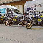 El ayuntamiento de Burjassot confía en Cooltra y estrena 4 motos eléctricas para su flota