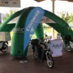 Cooltra presente en la segunda edición del EV Show de movilidad sostenible en Bolonia