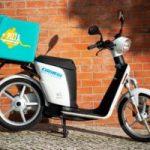 +Pizza utiliza scooters elétricas Cooltra para entregas ao domicílio em Lisboa