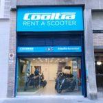 Cooltra abre su nueva flagship store en Barcelona