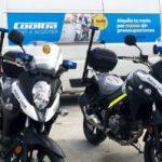 La policía local de Salt ya cuenta con 2 nuevas motos de Cooltra