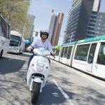 eCooltra Motosharing aumenta un 50% su flota en Barcelona