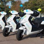 eCooltra Motosharing atteindra 3000 motos d'ici la fin de 2017