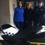 La Policía Local de Lliçà de Vall se pasa a la movilidad sostenible