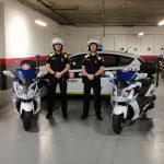 La Policía Local de Getxo hace un renting de motos con Cooltra