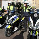 La Policia Local de Lucena incorpora seis motos de Cooltra