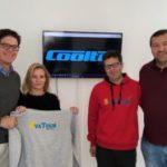 Cooltra patrocina el torneo de vóley playa Svatour y fomenta el deporte al aire libre este verano en Barcelona