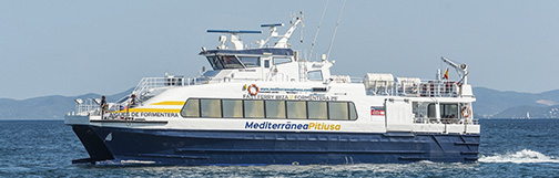 Ferry Ibiza-Formentera