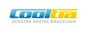 El primer logo de Cooltra