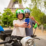 Cooltra launches its scootersharing service in Paris