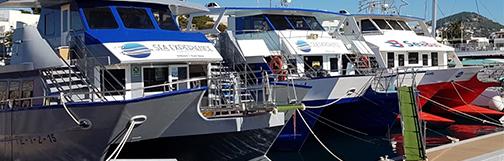 Ferry Ibiza-Formentera Sea Experience