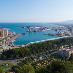 Top 5 places to visit in Malaga using Cooltra