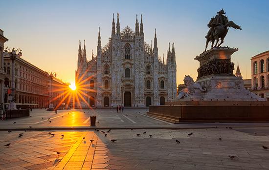 Catedral del Duomo, Milán